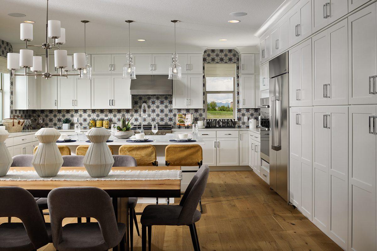 Epic Homes Anthem Pinnacle Kitchen
