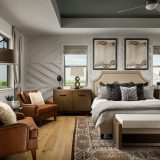 Epic Homes Anthem Pinnacle Master Bedroom Straight