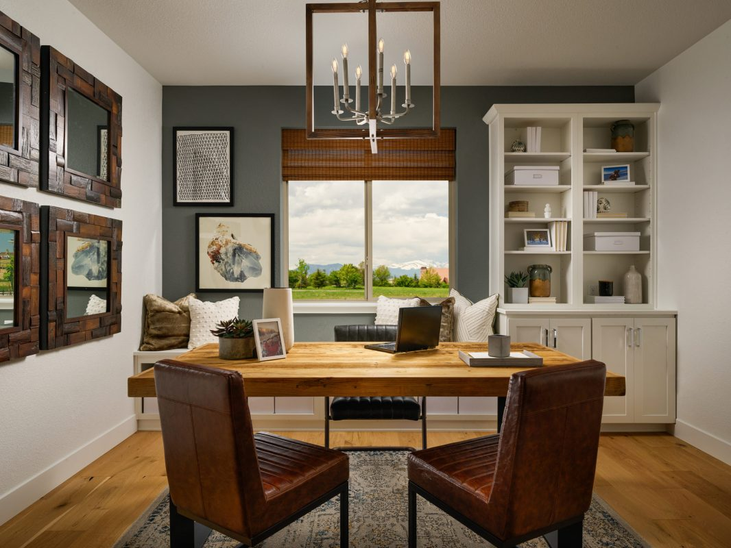 Epic Homes Anthem Pinnacle Study
