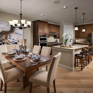 Meritage Vista Highlands Northgate Kitchen 2