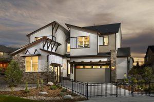 Sterling Ranch Canyon Exterior 3