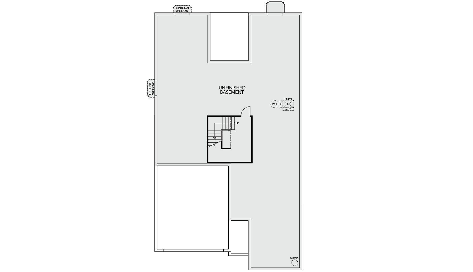 4844 Basalt Ridge Circle Tri Pointe Floorplan 4007 Unfinishedbasement