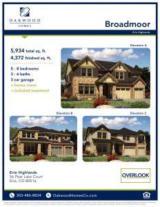 Erie Highlands Overlook 604 Broadmoor