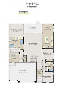 5a01 First Floor