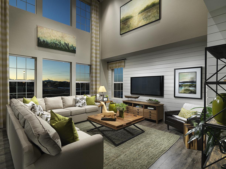 Aspen Reserve 4220 Family Room