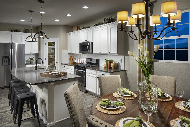 Aspen Reserve 4220 Kitchen