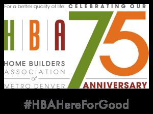 Hba75 Anniversary Logo Hashtag