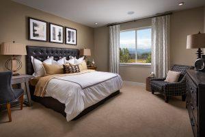 Meritage Vista Highlands Northgate Master Bedroom