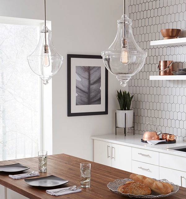 $1,000 voucher for jewelry for home lighting products from Ferguson Bath, Kitchen and Lighting Gallery
