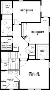 Copperleaf Villas Redwood Floor 2