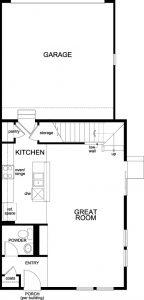 Homestead Hills Villas Willow Floor 1