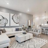12538 Lake Trail Villa Living Room Kitchen
