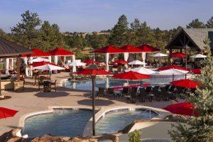 Colorado Golf Club Pool Area