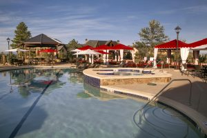 Colorado Golf Club Pool Area