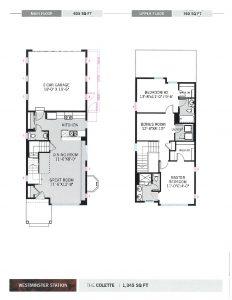 Colette Floorplan