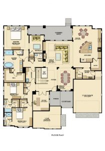 Lnr Col Sterling Ranch Plan 3251 F1 Furn 533