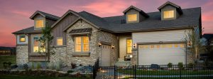 Lennar Sterling Ranch Exteriors Sequoia
