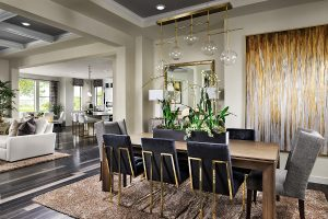 Lennar Sterling Ranch Sequoia Dining Room