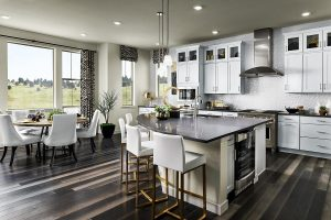 Lennar Sterling Ranch Sequoia Kitchen