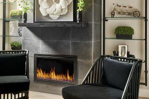 Lincoln Park Fireplace