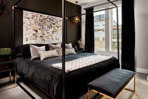 Lincoln Park Master Bedroom