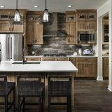 Toll Brothers North Hill Yuma Kitchen Vignette