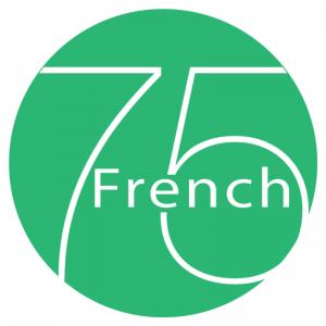 French 75 Logo