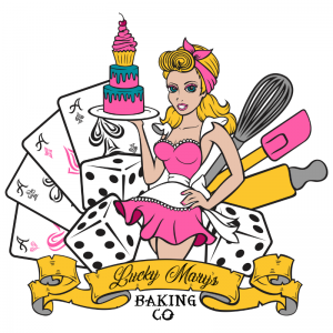 Lucky Mary's Baking & Sweets Company Logo