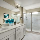 Meritage Castle Valley Perry Park Master Bathroom