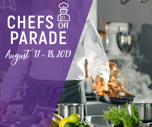 Chefs on Parade event information