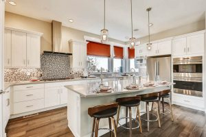 Thrive Home Builders 6102 Akron St Denver Kitchen