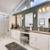 Thrive Home Builders 6102 Akron St Denver Master Bathroom