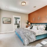 Thrive Home Builders 6102 Akron St Denver Master Bedroom