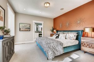 Thrive Home Builders 6102 Akron St Denver Master Bedroom