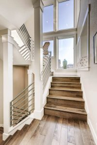 Thrive Home Builders 6102 Akron St Denver Stairway