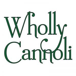 Wholly Cannoli Logo