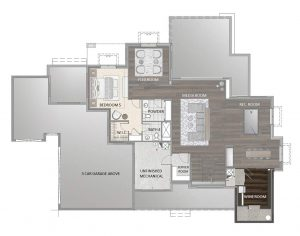 Blanca Floorplan Basement 2