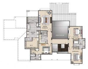 Blanca Floorplan Upper 1