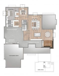 Crema Floorplan Basement 2