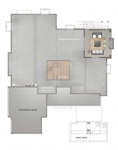 Crema Floorplan Basement 7