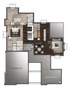Lustra Floorplan Basement 1