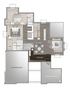 Lustra Floorplan Basement 2