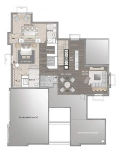Lustra Floorplan Basement 3