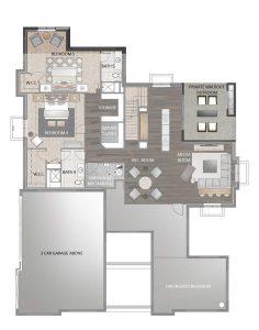 Lustra Floorplan Basement 4