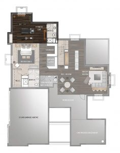 Lustra Floorplan Basement 5