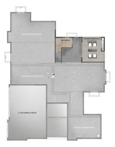 Lustra Floorplan Basement 8