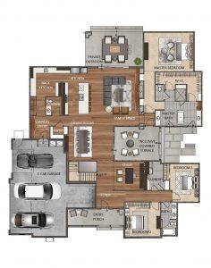 Pearla Floorplan 0