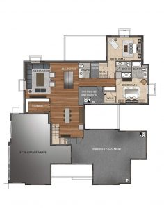 Pearla Floorplan Basement 1