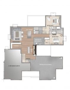 Pearla Floorplan Basement 3