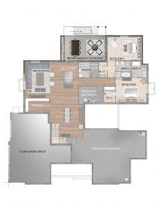 Pearla Floorplan Basement 4